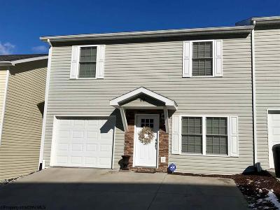 Morgantown Condo/Townhouse Contingent: 62 Brownstone Drive