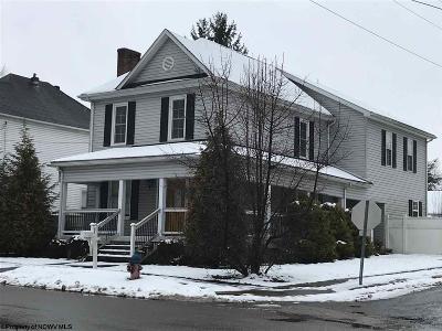 Elkins Single Family Home For Sale: 61 Pleasant Avenue
