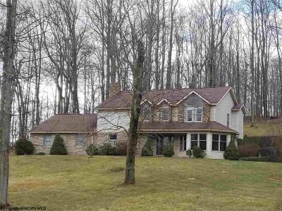 Morgantown Single Family Home Back On Market: 3003 Fox Lane