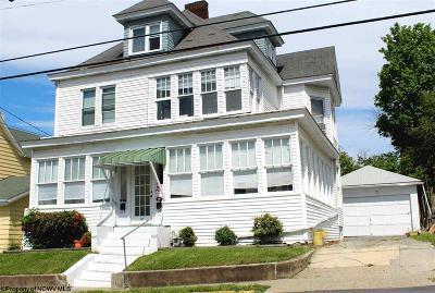 Morgantown Multi Family Home For Sale: 313 Kingwood Street