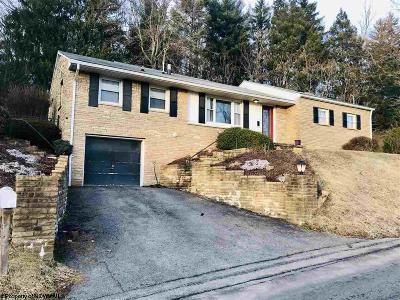 Morgantown Single Family Home For Sale: 605 Dorsey Avenue
