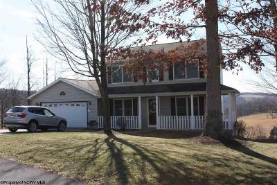 Morgantown Single Family Home For Sale: 3 Cobun Ridge