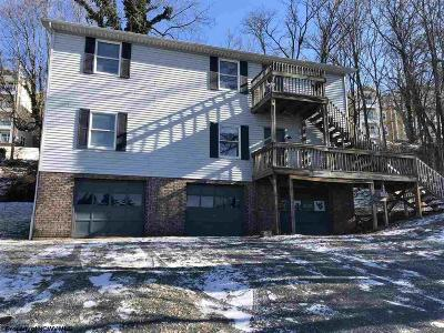 Morgantown Multi Family Home Contingent: 959 Weaver Street
