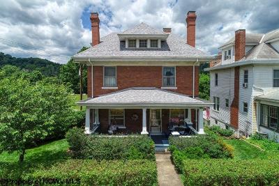 Morgantown Single Family Home For Sale: 332 South High Street