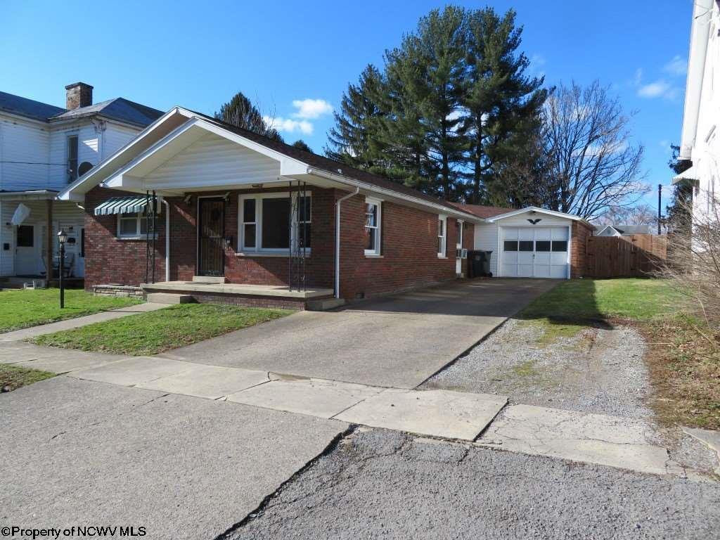 3 Park Street Buckhannon Wv Mls 10124641 Jeff Stewart 304