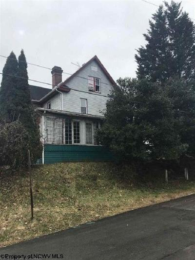 Westover Single Family Home For Sale: 301 Monongahela Avenue