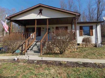 Morgantown Single Family Home New: 180 Union Church Hollow Road