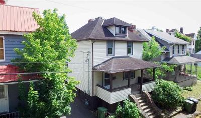 Morgantown Single Family Home New: 412 Morgan Street