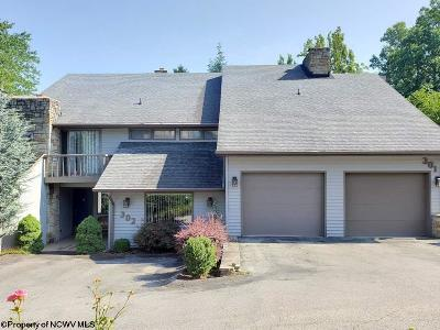 Morgantown WV Condo/Townhouse New: $239,900