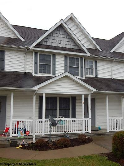 Morgantown Condo/Townhouse New: 118 Five Forks Drive