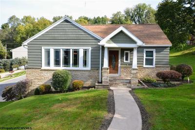 Morgantown WV Single Family Home New: $220,000