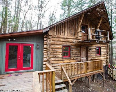 Elkins Single Family Home New: 364 Haddix Road