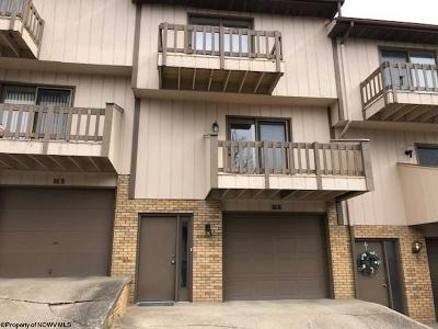 Morgantown Condo/Townhouse New: 1224 Vanvoorhis H2 Road