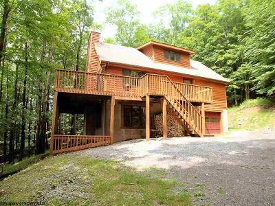 Single Family Home For Sale: 975 Mountainside Road