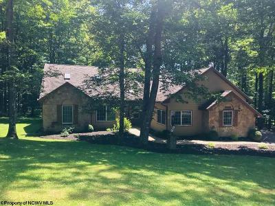 Terra Alta Single Family Home For Sale: 60 Anemone Lane
