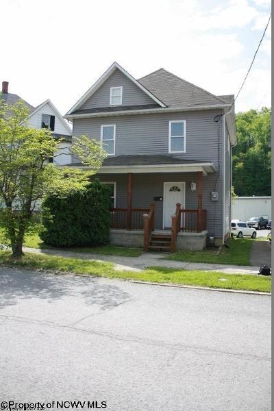 Elkins Single Family Home Contingent: 12 Locust Street
