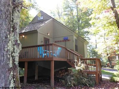 Davis Single Family Home For Sale: 61 Red Squirrel Run