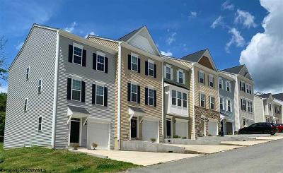Morgantown WV Condo/Townhouse For Sale: $222,736