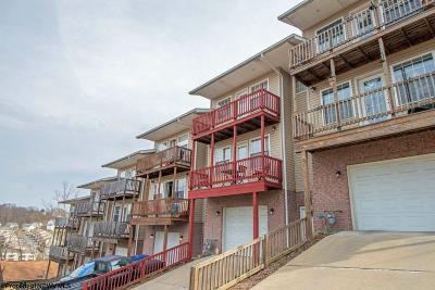Morgantown WV Condo/Townhouse For Sale: $177,000