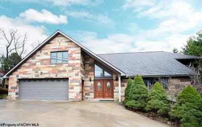 Morgantown WV Single Family Home For Sale: $710,000