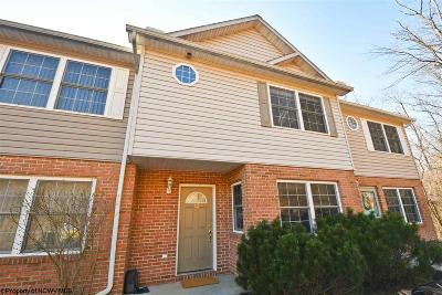 Morgantown WV Condo/Townhouse For Sale: $165,000