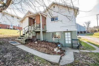 Morgantown WV Single Family Home For Sale: $209,900