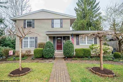 Morgantown Single Family Home Contingent: 397 Lawnview Drive