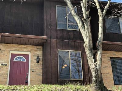Morgantown Condo/Townhouse Contingent: 135d Lough Street
