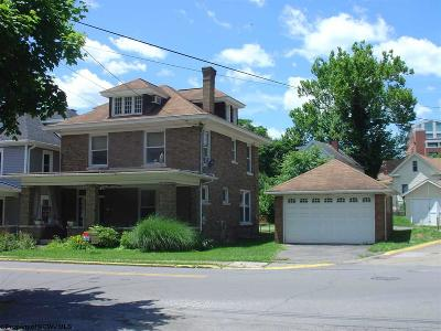 Morgantown Single Family Home For Sale: 300 S High Street