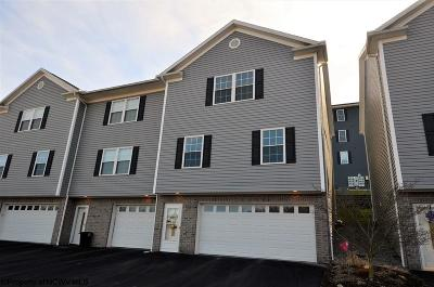 Morgantown Condo/Townhouse For Sale: 1006 West Canyon Drive