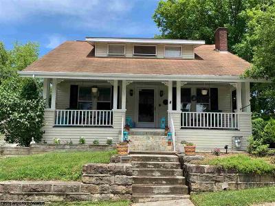 Morgantown Single Family Home Price Reduced: 527 Meridan Street