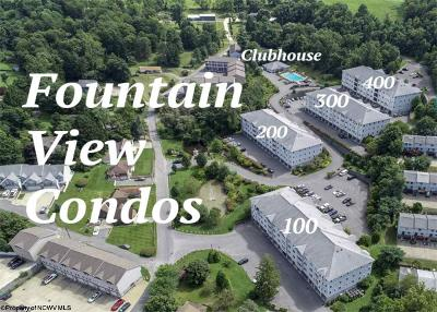 Morgantown Condo/Townhouse For Sale: 420 Fountain View Drive