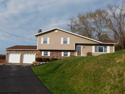 Morgantown Single Family Home For Sale: 306 Meadow View Lane