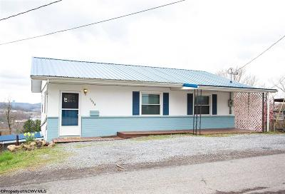 Morgantown Single Family Home Contingent: 1008 Sheldon Avenue