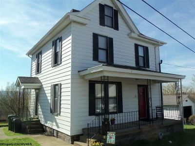 Morgantown Single Family Home Contingent: 10 East End Avenue