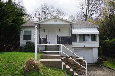 Morgantown Single Family Home Contingent: 912 Garrison Avenue
