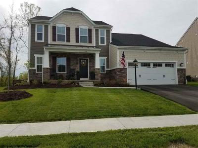 Morgantown Single Family Home Contingent: 146 Summit Woods Drive