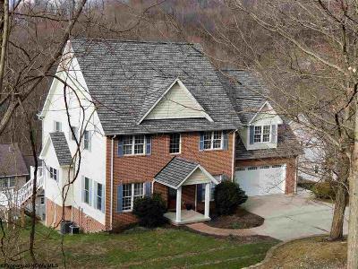 Morgantown Single Family Home For Sale: 134 Thistledown Lane