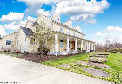 Morgantown Single Family Home For Sale: 2 Miramichi Trail