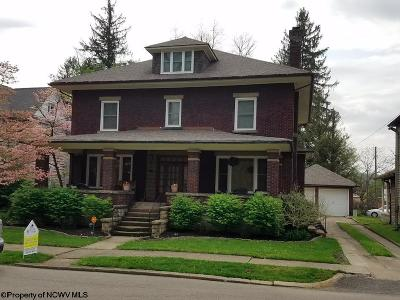 Elkins Single Family Home For Sale: 3 Park Street
