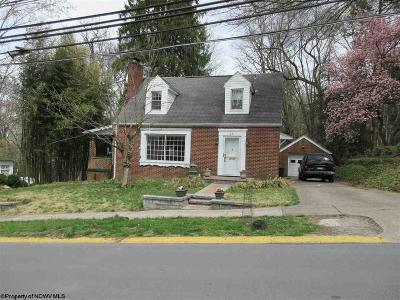 Morgantown Single Family Home For Sale: 621 Grand Street