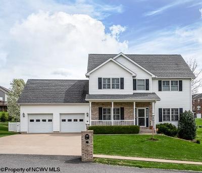 Morgantown Single Family Home Contingent: 1036 Autumn Avenue