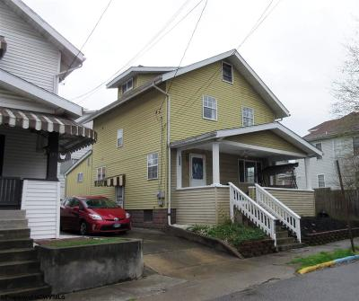 Morgantown Single Family Home For Sale: 608 Alma Street