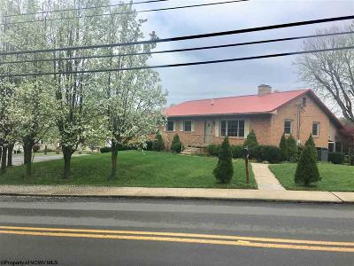 Morgantown Single Family Home For Sale: 3336 Collins Ferry Road