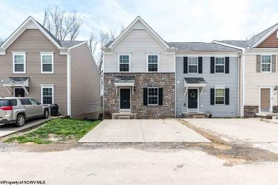 Morgantown Condo/Townhouse For Sale: 306 Turquoise Lane