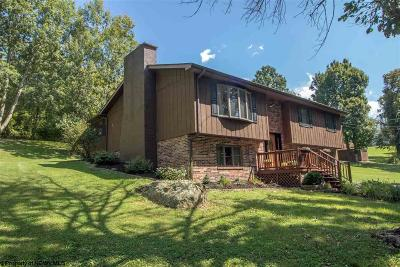 Morgantown Single Family Home New: 40 Briar Lea Lane