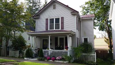 Elkins Single Family Home For Sale: 245 Boundary Avenue