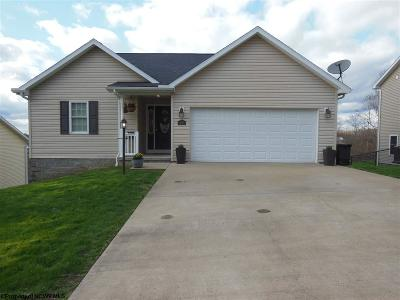 Morgantown Single Family Home New: 207 Eastgate Drive