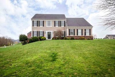 Morgantown Single Family Home For Sale: 508 Quail Landing Way