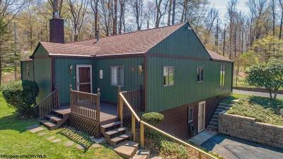Morgantown Single Family Home New: 122 Tyrone Road